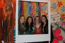 Spirit week provides a great opportunity to bond with friends!