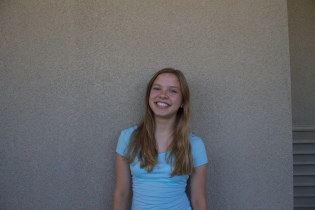 Jordan Evans, a sophomore, enjoys stalking textpost accounts and planning out clever Instagram captions. She also likes to show up to marching band wearing T-shirts four sizes too small that are most likely from elementary school. Jordan binge-watches Netflix as a way to practice her goal-setting skills and effectively test her limits. Her fears include walking near shrubbery in the dark, the toaster, and whichever song she currently uses as an alarm.