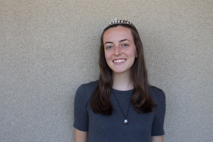 Lark Breen is a junior, a Culture editor, and a reigning El Gato Princess. She is originally from Truckee, CA and feels most at home in the mountains. While she hates breakfast, smoke, chaos, and infinity, Lark is passionate about lunch, wood fires, El Gato, and perfectly placed endings. After a long, successful career as a travel journalist, she hopes to write a bestselling novel and then play a washed-up parent on a horrible children's show.