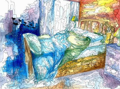 The World in a Bedroom