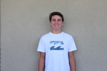 """Nate White is a junior at Los Gatos High School, and this will be his first year on the El Gato Staff. He plays football, basketball, and golf for the Wildcats, and his favorite TV show is """"The Office."""""""