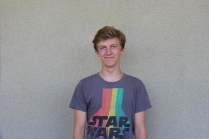 Senior Connor Holland is a first-time El Gatan. He enjoys the occasional bubble bath and romantic comedies.