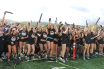 Seniors are pumped for games!