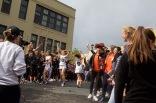 "Senior field hockey girls dance to ""I Gotta a Feeling"""