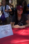 Alex Anthony will be attending Santa Clara University to play volleyball.